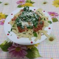 Parmesan Peynirli Makarna