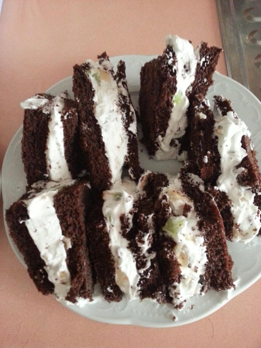 Üçgen Pasta Tarifi
